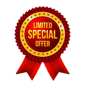 Limited Special Offer